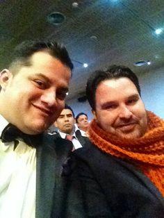 Con Gabo otro ganador