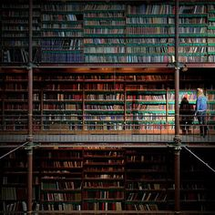 Modern Interiors Design : Rijksmuseum Research Library  the largest public art history research library i