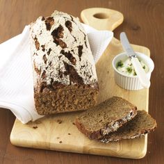 Maak je eigen roggebrood #WeightWatchers #WWrecept