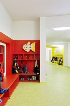 Kindergarten Lichtenbergweg, Leipzig, 2012 - Die Baupiloten BDA