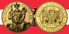 1000 Schilling in Gold 1000 Jahre Ostarrichi in der Serie 1000 Jahre Österreich-Millenium › Investment News