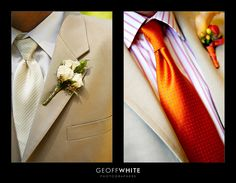 I like the one on the left!      Groomsmen question: Tan suits in October? « Weddingbee Boards