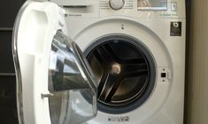 Wasmachine met een geheim luikje – Samsung AddWash