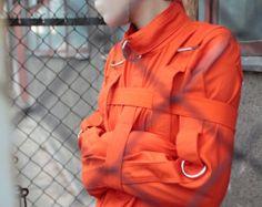 Straitjacket  Restraining Bondage Straitjacket for Asylum