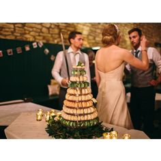 Using Traditional French Recipes Our Hand Made Macaron Towers Make The Perfect Alternative To A Cake And Will Leaving Charming Impression On Your Wedding