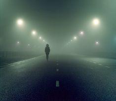 #Eerie urban misty night photography - Nasone @ Flickr. #NoelitoFlow #Nature www.instagram.com/lovinflow www.youtube.com/noelitoflow www.twitter.com/noelitoflow www.facebook.com/thisisflow Please FOLLOW ME and REPIN!! =)