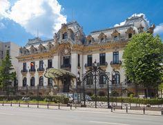 "Bukarest: Palais Cantacuzino / ""George Enescu"" Museum"