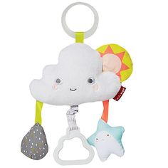 Skip Hop Cloud Stroller Toy Online at johnlewis.com