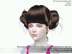 Mayims: May_TS4_Hair119G
