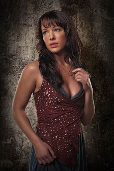 Erin Cummings - Sura, Spartacus - Blood and Sand