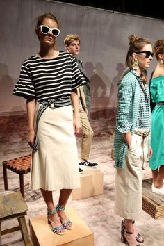 A Design Lifestyle - Jacqueline Palmer: 2016 Spring Preview with J.Crew