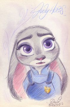 Better Drawing by david gilson tags :sketch raw drawing zootopia disney awesome cute furry - Disney Drawings Sketches, Cute Disney Drawings, Cartoon Drawings, Cute Drawings, Drawing Sketches, Pencil Drawings, Arte Disney, Disney Fan Art, Disney Zootropolis
