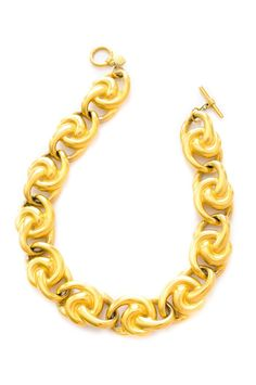 a0f3f4719 Vintage Jewelry: Anne Klein Chunky Statement Knot Necklace from Sweet &  Spark Necklace Extender,