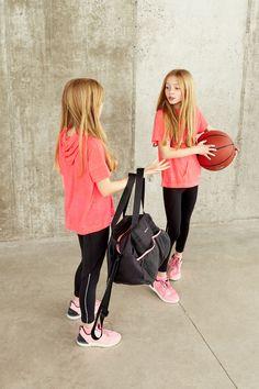 ZARA - #zaralookbook #sportygirls - Lookbook