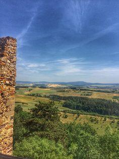 Beautiful view. Czech republic.