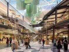 CGarchitect - Professional 3D Architectural Visualization User Community | Pyramid Group Mall Visualization