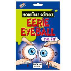 Horrible Science Kit - Eerie Eyeball £5.99
