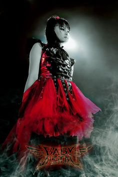 Babymetal Su-Metal phone wallpaper