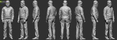 http://www.zbrushcentral.com/showthread.php?173890-Reference-Character-Models
