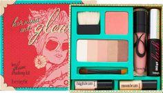 Benefit Cosmetics -  Her Name Was Glowla makeup kit #benefit #makeup #cosmetics
