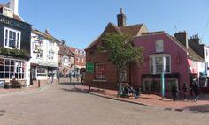 Brighton Market Street area *** photo Robert Bovington ***