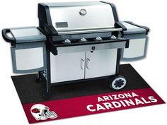 "NFL - Arizona Cardinals Grill Mat 26""x42"""