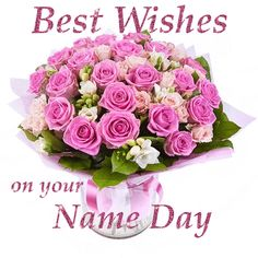 Best Wishes on your Name Day