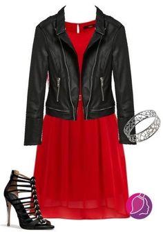 Passion, séduction, vitalité ! Portez du rouge pour montrer votre dynamisme ! Voici pour vous une sélection de X tenues qui s'accordent avec l'incontournable robe rouge. Affichez votre fougue en...
