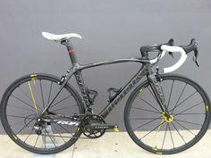 Look 695 - Mavic's limited edition 125th Anniversary Ksyrium 125 wheels