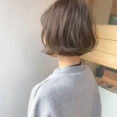 【HAIR】祖父江基志さんのヘアスタイルスナップ(ID:361142) Japanese Short Hair, Asian Short Hair, Asian Hair, Short Hair Cuts, Shot Hair Styles, Long Hair Styles, Curled Hairstyles, Girl Hairstyles, Ulzzang Short Hair