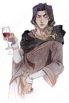 The Arcana - A Mystic Romance Valerius Character Concept, Character Art, Concept Art, Dnd Characters, Fantasy Characters, Hobbit, Anime Manga, Anime Art, Major Arcana