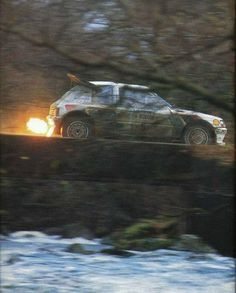 Gruppe B Peugeot 205 Rallyeauto