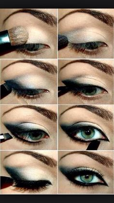 Beautiful Makeup For Green Eyes!