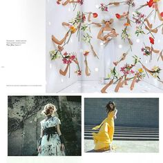 Celebrate #spring: colorful and floral atmospheres on @whitesposa! #ElisabettaPolignano #weddingdress #weddinggowns #wedding #bridalgown #bridal #bridalstyle #weddingstyle #bride #bridetobe #couture #madeinitaly #fashion #fashionstyle #bridalfashion #style #accessories #fashionista #weddinggown #SFbride #calibrides #caliweddings #engaged #novias #bodas #vestidodenovia #sayyestothedress by epolignano