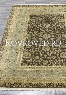 Индия шерсть шелк 14x14. Индийские ковры