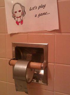 Oh, Jigsaw.. You so silly.