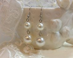 12.50$  Buy here - http://vibar.justgood.pw/vig/item.php?t=14gt6f21316 - Bridal jewelry, Bridal earrings, wedding earrings, Wedding bridesmaids jewelry 12.50$