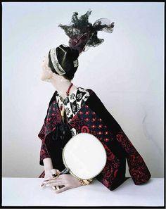 "Li Wen in Miu Miu - ""Magical Thinking"" by Tim Walker for W Magazine February 2012 by Winter Phoenix, via Flickr"