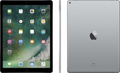 Apple - 12.9- Inch iPad Pro with Wi-Fi - 256 GB - Space Gray - AlternateView11 Zoom