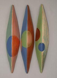 Ceramic vessels, Liza Halvorsen