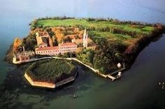 Poveglia Island near Venice, Italy..... So haunted its abandoned and off limits without permission.