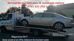 Tractare auto Platforma Bucuresti non stop 0761 531 592 Non Stop, Transportation, Car, Automobile, Vehicles, Cars, Autos
