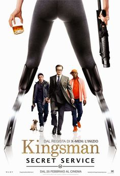 Comic-Soon: KINGSMAN -  SECRET SERVICE, RECENSIONE IN ANTEPRIM...