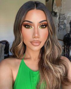 Makeup Eye Looks, Glam Makeup Look, Makeup Is Life, Pretty Makeup, Love Makeup, Beauty Makeup, Hair Beauty, Stunning Makeup, Kiss Makeup