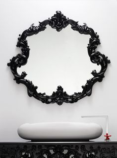 The bathroom mirror is an essential element of every bathroom. The bathroom mirror can complement the interior design of your bathroom. Have a look at these awesome bathroom mirror designs and see whether one of these will fit in your bathroom.