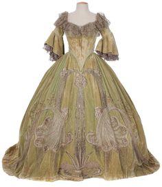 Costume designed by Adrian for Helen Millard in Marie Antoinette (1938).