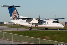 De Havilland Canada DHC-8-202Q Dash 8 aircraft picture