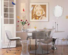Cores vibrantes: 9 ideias para usar tons quentes na decoração - Casa.com.br