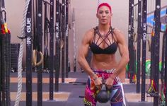 Get your heart rate through the roof and your muscles blazing with this tabata workout