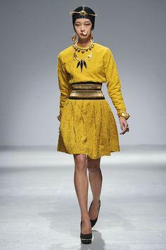 Manish Arora. Indian Couture.